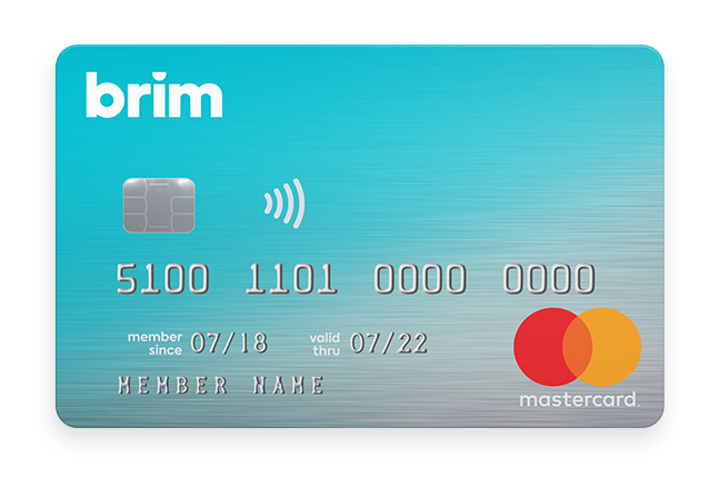 Brim Standard No Fee Credit Card