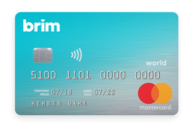 Brim World Credit Card