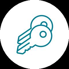 Outline of two keys